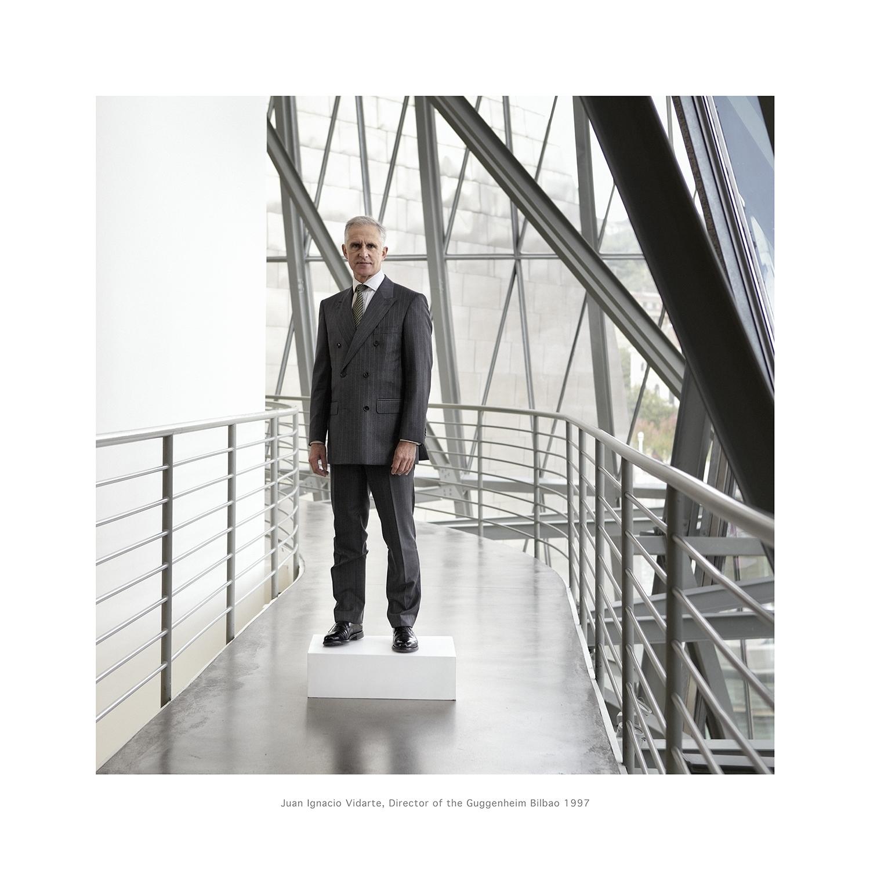 Juan Ignacio Vidarte, Director of the Guggenheim Bilbao 1997