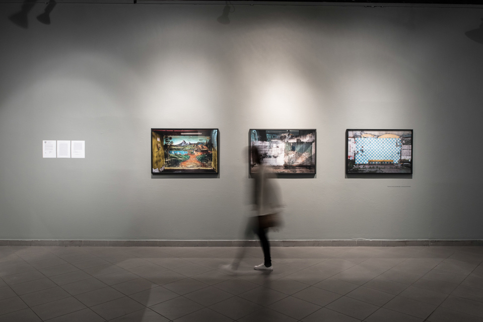 Muestra en Sala Plaza Vespucio Museo Nacional de Bellas Artes